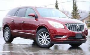 2017 Buick Enclave Leather|Heated Front Seats|Remote Start