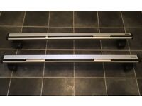 Thule Wing Aluminium roof bars for Audi A5 Sportback