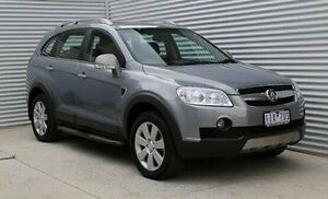 2010 Holden Captiva CG MY10 LX AWD Grey 5 Speed Sports Automatic Wagon Thomastown Whittlesea Area Preview