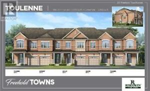 Beautiful Stoney Creek Townhome For Lease