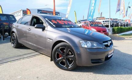2008 Holden Commodore VE Omega Grey 4 Speed Automatic Sedan