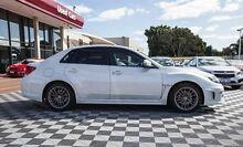 2013 Subaru Impreza G3 MY13 WRX AWD White 5 Speed Manual Sedan Alfred Cove Melville Area Preview
