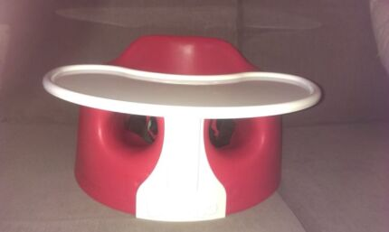Bumbo seat with tray Melton South Melton Area Preview