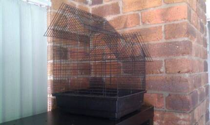 Clean black bird cage FOR SMALL BIRDS $35 ONO Sunnybank Hills Brisbane South West Preview