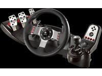 Steering Wheel Logitech G27