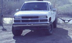1997 Chevy Cheyenne