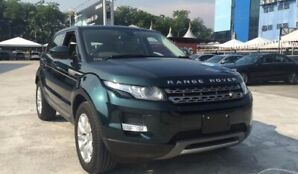 RANGE ROVER DYNAMIC  COUPE 2014 57000km REDLEATHER
