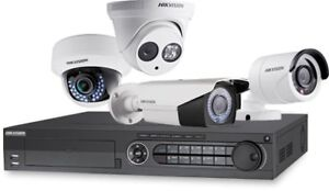 Install and supply the latest CCTV Systems
