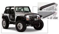 Bushwacker - Trail Armor Protection Kit Jeep Wrangler 07-14