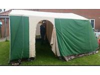 Tent 1970s