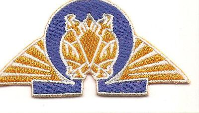 + Aufnäher WARHAMMER 40.000 40000 40K Omega Squadron Logo