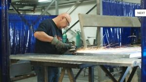 Reputed Provider of Metal Fabrication, CNC and Laser Cutting