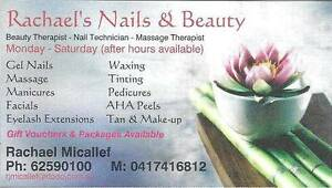 Rachael's Nails & Beauty Dunlop Belconnen Area Preview