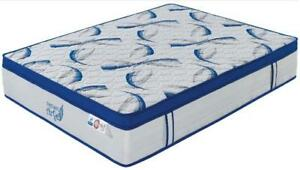 FREE DELIVERY!! RADIANT AIRGEL Queen PILLOW TOP MATTRESS IN A BOX. M1605 NOW $629.00 SAVE $820