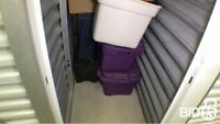 **Lot of Boxes, Storage containers & other items for Sale**