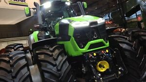 2018 Deutz Fahr Series 11 440-500 HP Tractor