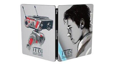 Star Wars Jedi Fallen Order Limited Edition Steelbook PS4 - XBOX ONE - PC.