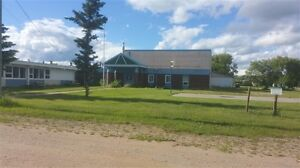 209 1st Street East, Shell Lake, SK - Restaurant/School for Sale