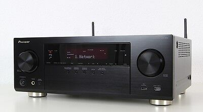 Pioneer VSX-930-K 7.2 Channel  AV Receiver Dolby 4K Ultra HD Upscaler Black