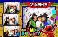 Instant Fun Mobile Party Photobooth