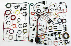 1968-72 pontiac gto classic update american autowire wiring harness kit  510540
