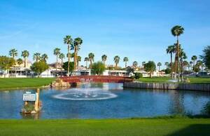 Palm Springs Area - RV Park
