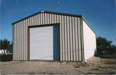 Steel Building 21x40x12 Metal Building Kit Garage Workshop Barn Structure Prefab