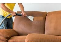 Dry cleaning for cushioned furniture and carpets(sofas,orthopaedic mattresses,cushioned chairs)
