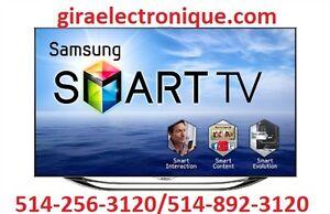 RÉPARATION TV PLASMA LCD SMART TV
