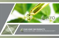 CBD-Hemp Oil Distributor