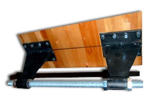 TABLE SHUFFLEBOARD CLIMATIC ADJUSTER LEVELERS - 2 HEAVY DUTY -NEW- ZIEGLERWORLD
