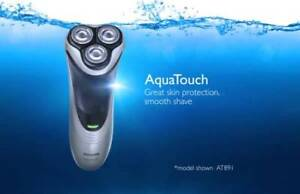 BNIB Philps AquaTouch Plus Wet and Dry Electric Shaver