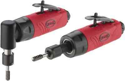 Sioux Tools 14 Collet Straight Handle Air Die Grinder 25000 Rpm Rear Ex...