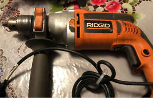 Rigid R5013 1/2 in(VRS hammer drill ) For sale