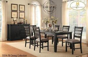 Casual 7 PC Dining Set on Sale | Web only Sale (MA257)