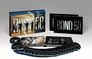 Coffret Blu-ray des 50 ans de James Bond Lac-Saint-Jean Saguenay-Lac-Saint-Jean image 1