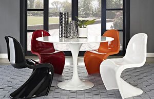 panton chairs g nstig online kaufen bei ebay. Black Bedroom Furniture Sets. Home Design Ideas