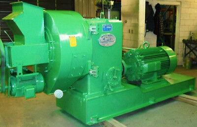 Cpm Pellet Mill 22 Die Dual Speed With 250 Hp Motor Power Force Feeder