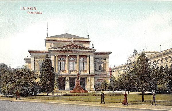 Die seltensten Leipzig-Postkarten im Überblick