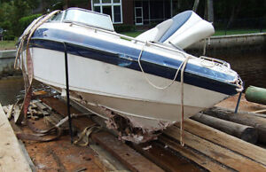 Free unwanted boat removal.