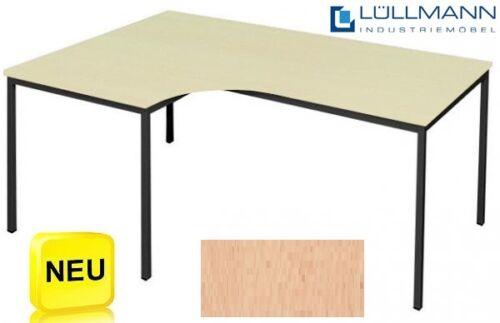 Schreibtisch Freiformtisch Büromöbel Computertisch 180x80 332011 in ...
