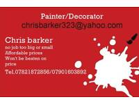PAINTING AND DECORATING WONT BE BEATEN ON PRICE GUARANTEED 07821872856