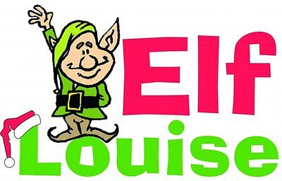 Elf Louise Christmas Project