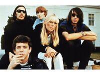 2 x tickets for John Cale presents Velvet Underground & Nico FRIDAY ** meet me at venue **