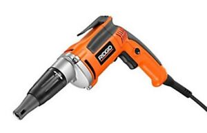 Ridgid 6.5 Amp Corded VSR Drywall Screwdriver (NEW) $79.99