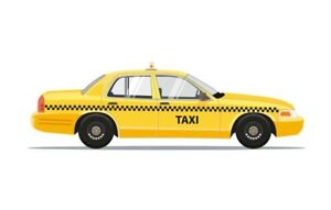 Taxi Available for rent $600 per week Any company you want.