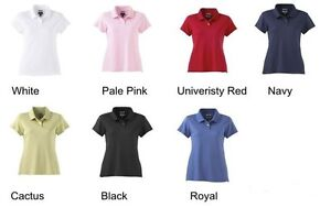 ADIDAS-Golf-NEW-Womens-S-M-L-XL-2XL-a22-Climacool-Pique-Polo-Sport-Shirts-Ladies