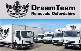 DreamTeam Removals Oxfordshire / Man and Van Services