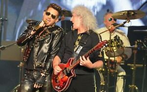Queen + Adam Lambert July 28 FLOOR FLOOR CENTER