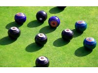 lawn bowls size 1 and size 2 thomas taylor and wygreen pro